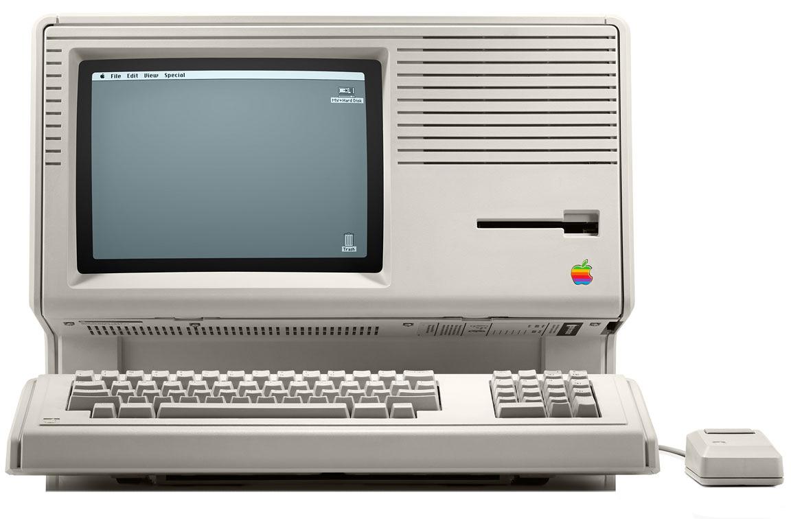 Kết quả hình ảnh cho Apple LISA (1985)