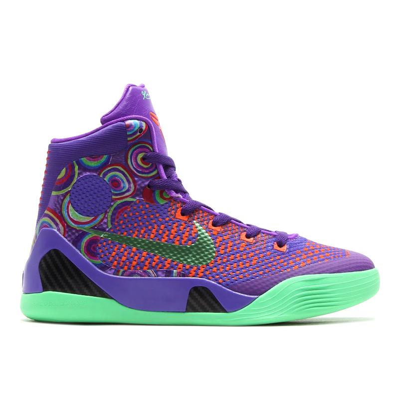 "Kobe 9 ""Elite ""Purple Venom"" GS, Sneakers by Nike, 2014"